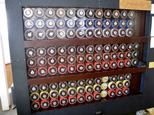 Rebuilt Bombe Decryption Device